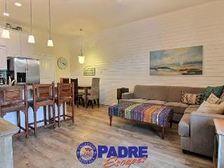 Ocean Views! 4/3 New Townhome w/1000sf Private Patio & Outdoor Shower, Corpus Christi