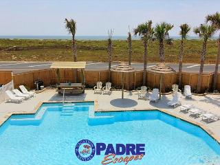 Relax, Enjoy, and Breathe in this incredible Beachfront environment!, Corpus Christi