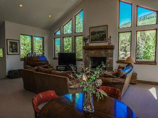 Luxury 4 bedroom home in East Vail 5166 Black Gore Ln, Vail, CO 81657