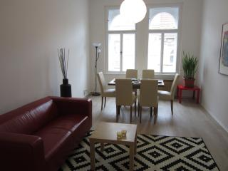 Spacious 110m2 Three Bedroom Flat, Prague
