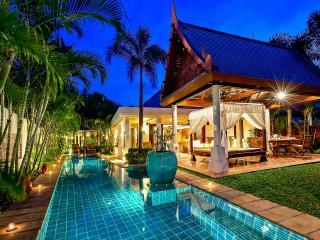 Villa Bougainvillea - Miskawaan, Sleeps 8, Mae Nam