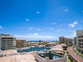 Three Bedroom Penthouse with wrap around views in Exclusive Porto Cupecoy, Cupecoy Bay