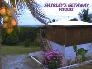 Shirley's Getaway: SkyTop, Vieques