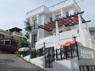 1+1 APART WITH FRENCH BALCONIE  ID-150, Bodrum City