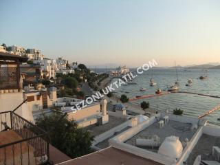 1+1 APART WITH FULL SEA VIEW IN CENTRAL BODRUM, Bodrum City