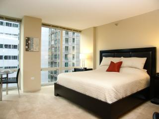 Chicago Loop Luxury Studio Apartment