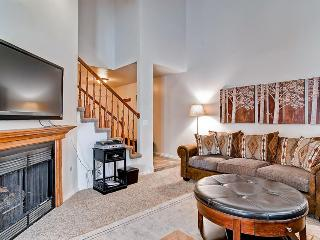 Updated condo w/ mountain views, gas barbecue, video games - close to skiing