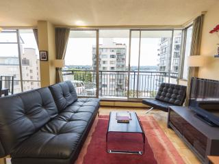 Choice West End Condo with View of English Bay