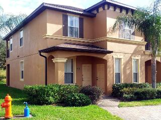 0000436- Premium Upgraded 4 BR Town Home In Regal Palms- Corner Lot, Davenport