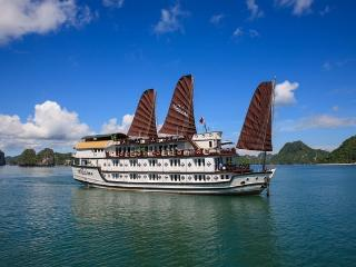 Halong Paloma Cruise, Halong Bay