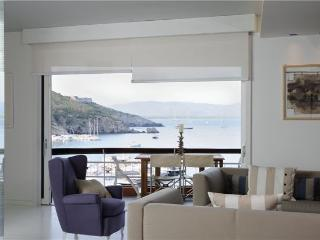 Salone con splendida vista panoramica