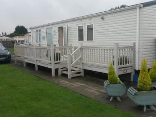 6 Berth Skegness Caravan-North Shore Holiday Park Pet friendly