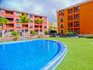Holiday apartment with shared pool in Palm Mar, Palm-Mar