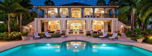 Luxury 5 Bed Villa with Pool and Gym, Saint Peter Parish