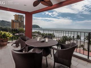 Ático de lujo con impresionantes vistas de playa Jaco.