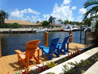 Luxury 2-story Waterfront Home With Heated Pool, Deerfield Beach