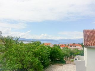 Cozy Apartment With Sea View 2+2 (Island of Krk)