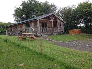 Arraslea Log Cabin, Alderwasley, Belper, Derbys