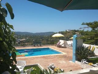 Villa with Pool. Beautiful View, Sao Bras de Alportel