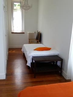 Tercera cama del dormitorio de la planta inferior