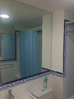 Newly Refurbished bathroom