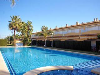 Apt. with garden,pool Denia, El Palmar