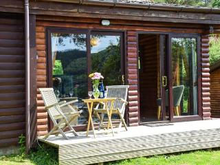 IONA, pet-friendly cabin with wonderful loch views, WiFi, wildlife, Strontian Re