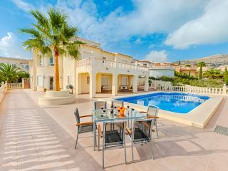 6 bedroom Villa in Benitachell, Region of Valencia, Spain : ref 5049230