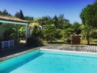 Grande propriété avec piscine proche de la plage