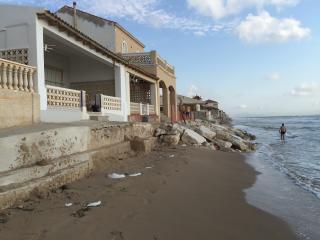 chalet en primera linea de playa, Guardamar del Segura