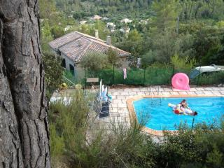 Villa de vacances avec piscine privée