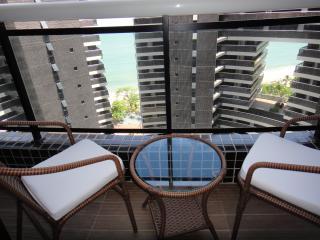 Ocean view condo 609/1110/1410 Landscape, Fortaleza