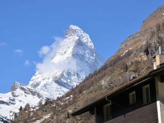 Imperial Studio with Magnificent Matterhorn View, Zermatt