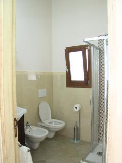 Camera bagno Luna Piena