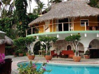 Colima vacation bungalow in Mexico