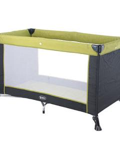 travel cot available