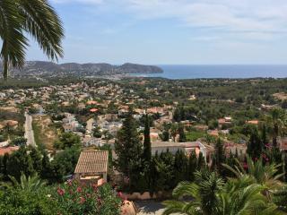 ZARA: bel appartement avec vue sur la mer magnifique, Moraira