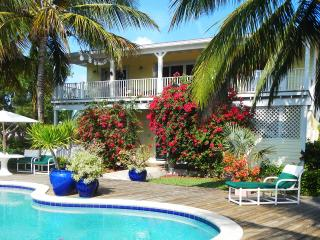 DILLYCRAB BEACH HOUSE with Private Pool, Games Room, Kayaks and 3km Sandy Beach, Gran Exuma