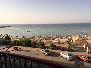 2 bedrooms with excellent  SeaView Apartment, Hurghada