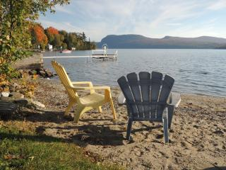 Fall Foliage Weekday special Lake Willoughby Cabin, Westmore