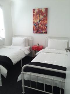 2 x single room