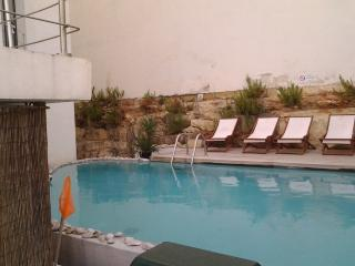 St Julians private Luxury holiday villa with private swimming pool and garden ..