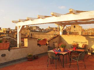Terrace Garden Vacation Rental Tarquinia