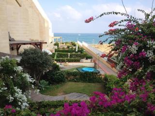 Sea and Sun 4 Bedroom Cottage, Tel Aviv