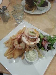 available from Glenelg Surf Club 700 metres away