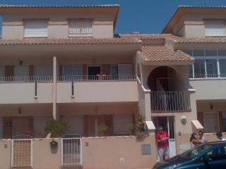 albatross 3 bed apartment for rental, Los Alcazares