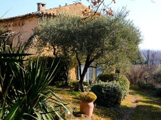 Oppede Estate - La Truffe House rental near Oppčde-le-Vieux Luberon in Provence