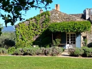 Oppede Estate - Loppedine House rental near Oppcde-le-Vieux Luberon in Provence