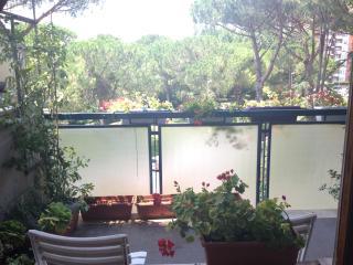 Delizioso appartamento nel verde, Roma