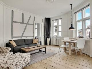 Extremely Well Mainatained Apartment With Stucco, Copenhague